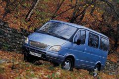 ГАЗ-2217 технические характеристики