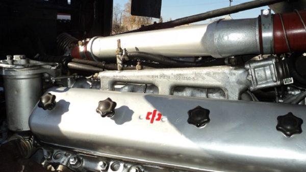 Двигатель«МАЗ-54323»01