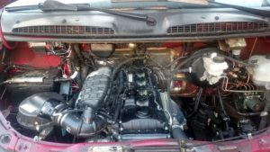 Двигатели «ГАЗ-2217»