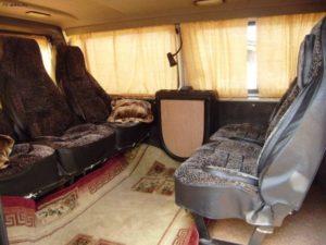 Кабина и салон «ГАЗ-2217»