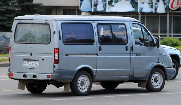 Отличия «ГАЗ-2217» от обычного «Соболя»