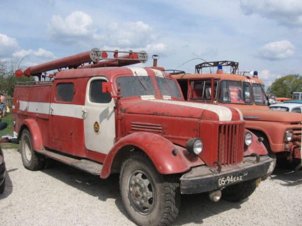 Отзывы об автомобилях «ЗИЛ-164»