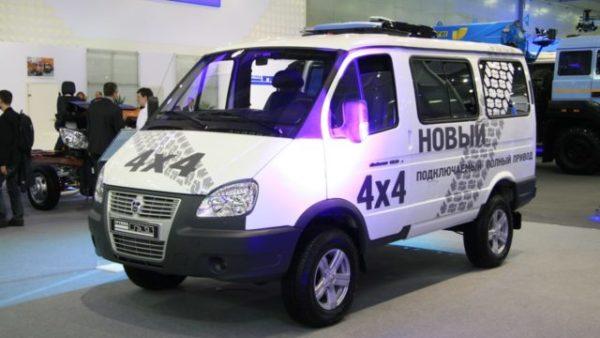 Отзывы владельцев и водителей «ГАЗ-2217»