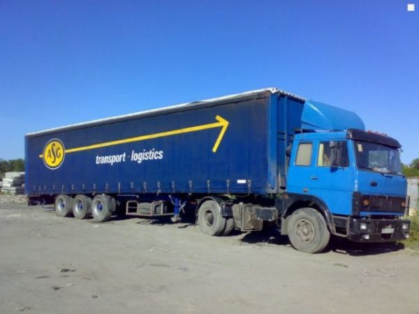 Отзывы владельцев и водителей «МАЗ-54323»
