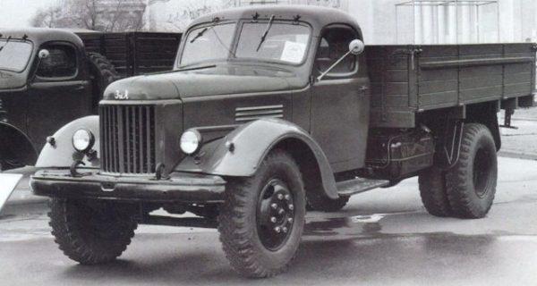Трансмиссия грузовика «ЗИЛ-164»