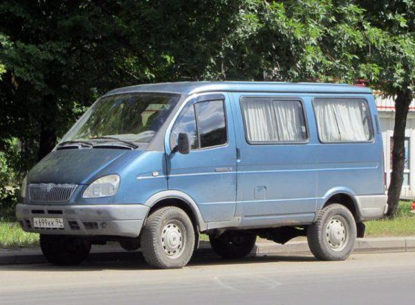 Трансмиссия, шасси и подвеска «ГАЗ-2217»