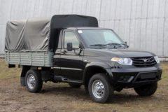 УАЗ Карго: технические характеристики