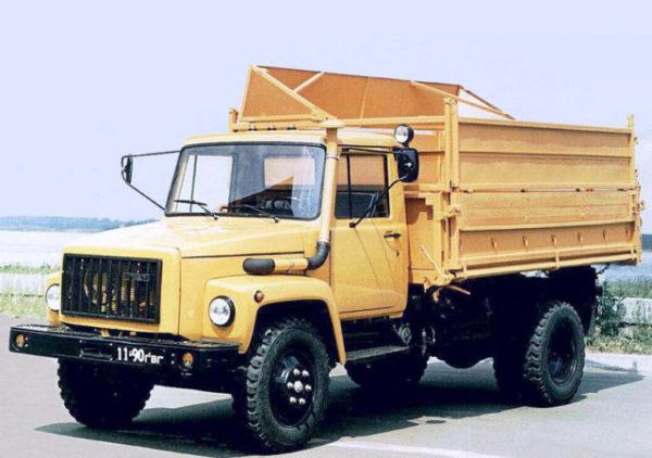 Двигатель «ГАЗ-4301»-01