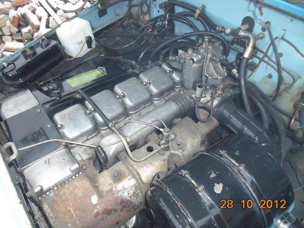 Двигатель «ГАЗ-4301»