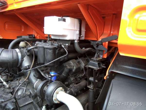 Двигатель «КамАЗ-6560»