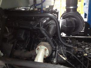 Двигатель самосвала «КамАЗ-65201»