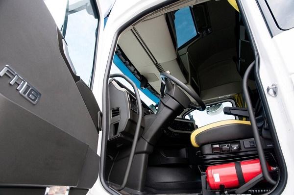Двигатели «Volvo FH16»