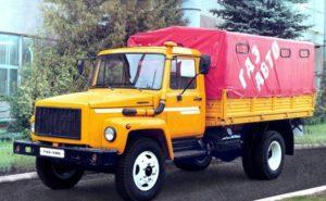 ГАЗ-4301 технические характеристики