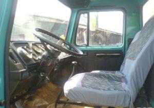 Кабина «ГАЗ-4301»