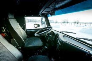 Кабина «КамАЗ-6560»