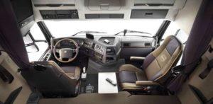Кабина «Volvo FH16»