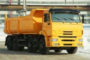 КамАЗ-65201 технические характеристики