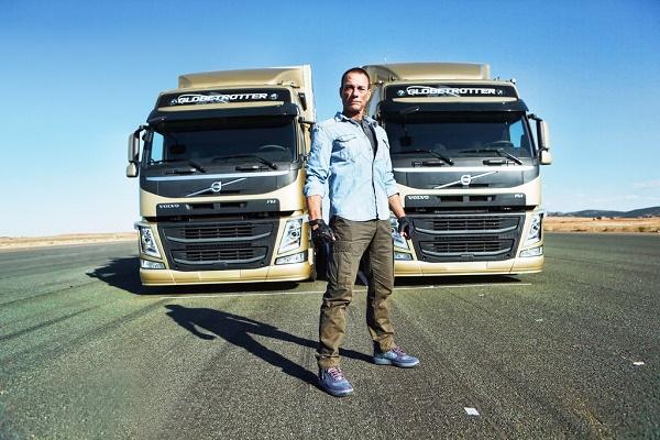 Отзывы о грузовике «Volvo FH16»