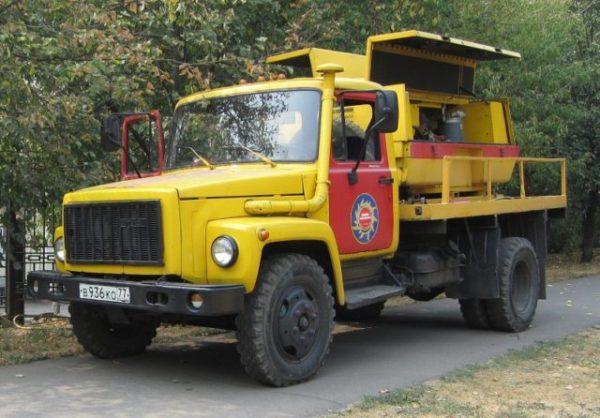 Стоимость б/у грузовика «ГАЗ-4301»-02