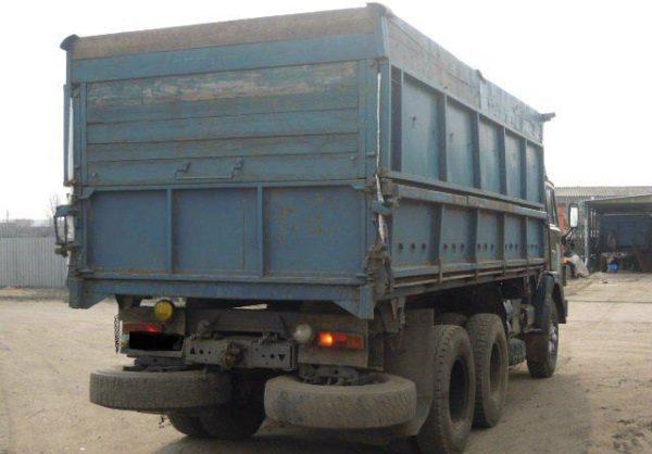 Отзывы владельцев «КамАЗ-55102»