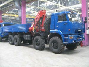 Отзывы водителей «КамАЗ-6560»