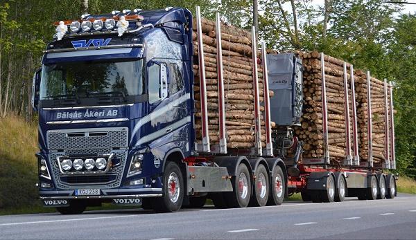 Подвеска «Volvo FH16»