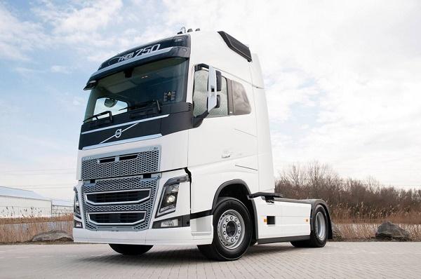 Стоимость «Volvo FH 16»
