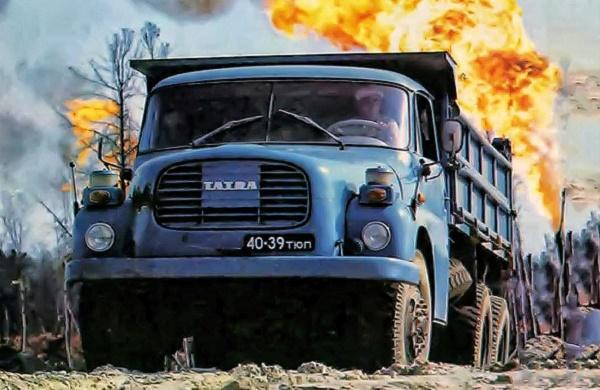«Татра-148» в СССР. Отзывы современников-02