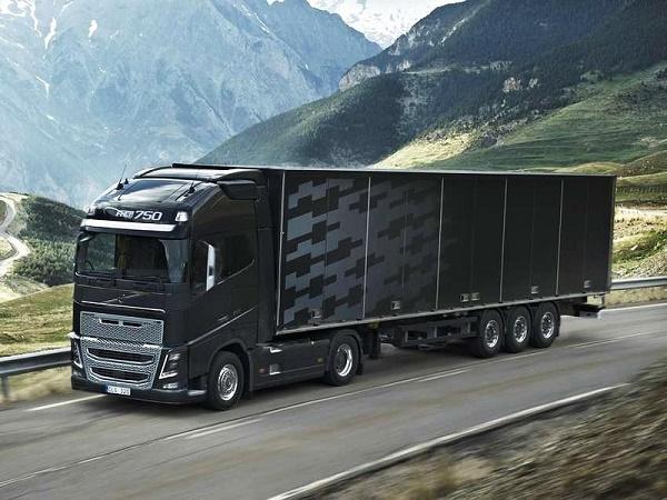 Трансмиссия и мосты «Volvo FH16»