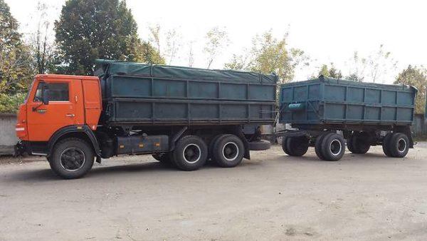 Трансмиссия «КамАЗ-55102»