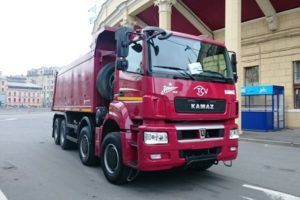 Трансмиссия «КамАЗ-65201»