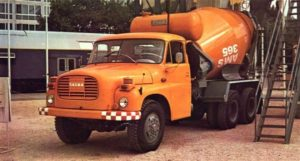 Варианты исполнения грузовика«Татра-148»