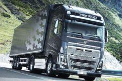 Volvo FH16: технические характеристики