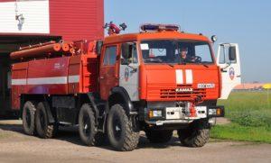 Автокраны и другие спецмашины на шасси «КамАЗ-63501»-02