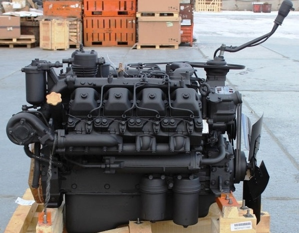 Двигатель «КамАЗ-63501»-01