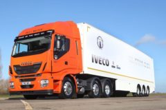 Iveco Stralis: технические характеристики