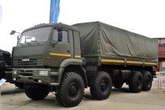 КамАЗ-63501: технические характеристики