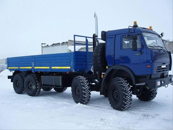 Трансмиссия «КамАЗ-63501»