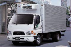 Hyundai HD 78: технические характеристики