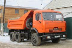 КамАЗ-55111: технические характеристики