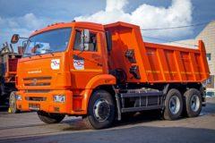 КамАЗ-65115: технические характеристики