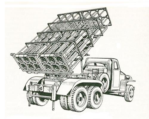 Рисунок 19. Установка БМ-31-12.