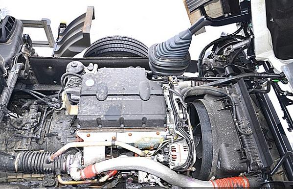 Двигатель «MAN TGL-12.180»-01