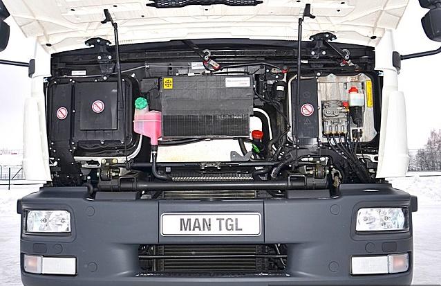 Двигатель «MAN TGL-12.180»-02