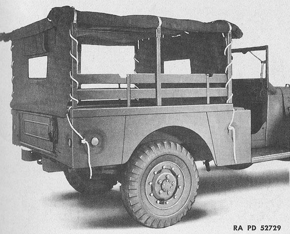 """Рис 5. Кузов модели """"52"""", вариант """"Дубль-Фаэтон"""""""