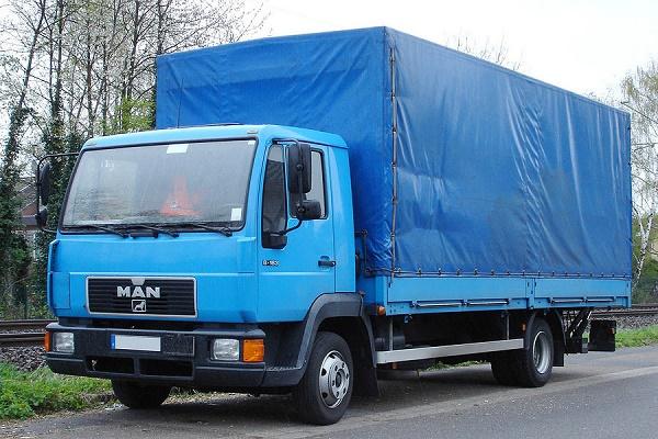 Об истории компании MAN и грузовой серии TGL-01
