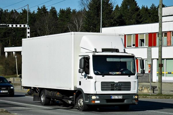 Отзывы владельцев и водителей о «MAN TGL-12.180»