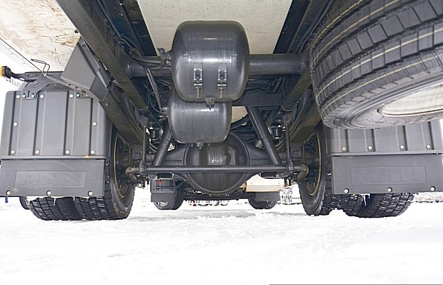 Подвеска «MAN TGL-12.180»