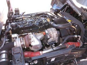О двигателе «JAC N56»-01