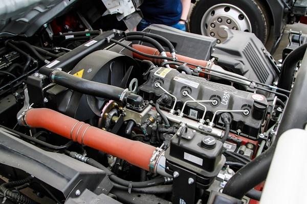 О двигателе «JAC N56»